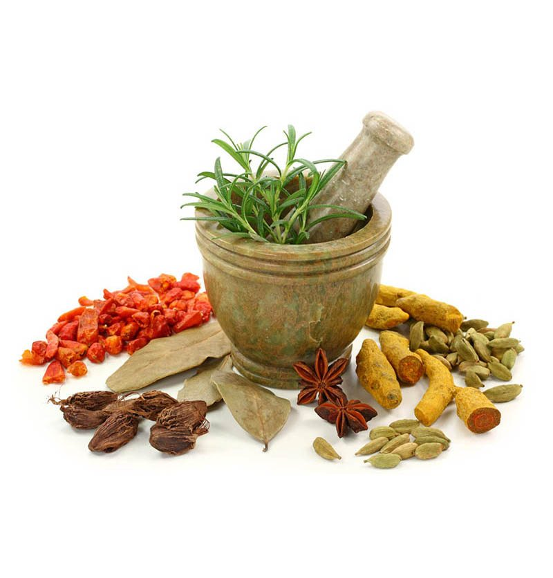 herbs and spices apothecary