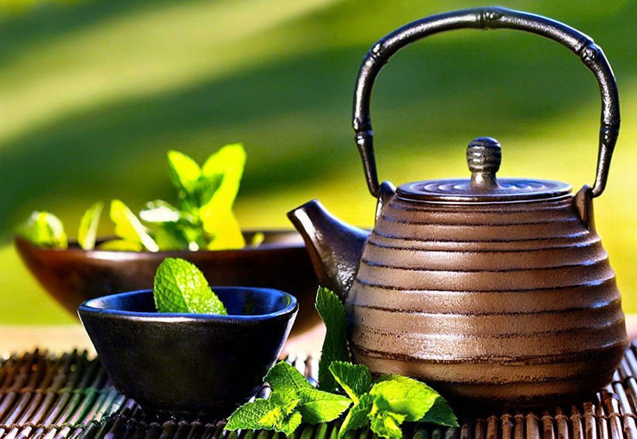 herbal teas for health